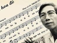 Sốc vì 'Màu hoa đỏ' của nhạc sĩ Thuận Yến bị cấm hát tại Tiền Giang