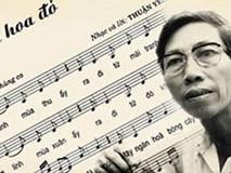 """Sốc vì """"Màu hoa đỏ"""" của nhạc sĩ Thuận Yến bị cấm hát tại Tiền Giang"""