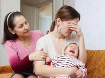 Vì dấu vết này mà đứa con sơ sinh của tôi đã bị bố ghẻ lạnh ngay khi chào đời