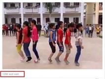 Nhóm học sinh nhảy dây 'siêu đỉnh' khiến dân mạng choáng váng