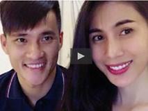 Thủy Tiên xúc động chia sẻ video những khoảnh khắc ấn tượng của Công Vinh
