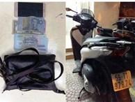 Băng cướp chuyên đi SH, giật đồ ở trung tâm Sài Gòn