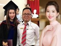 Choáng với nhận xét của thầy giáo và bạn cùng trường trong ngày Hoa hậu Thu Thảo tốt nghiệp ĐH