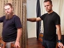 Sau 1 năm bỏ rượu hoàn toàn, người đàn ông đã có cú lột xác bất ngờ