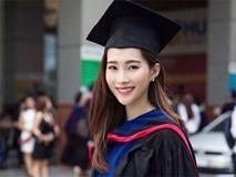 HH Thu Thảo kể chuyện quá khứ trong ngày nhận bằng tốt nghiệp Đại học