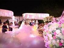 Nữ đại gia Bình Phước hóa công chúa trong đám cưới 6 tỷ đồng với bạn trai 7 năm
