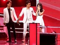 Hot girl Hàn Quốc 16 tuổi của The Voice bật khóc khi chiến thắng