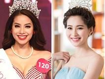 Những mỹ nhân Việt hiếm hoi từng hai lần đăng quang sắc đẹp