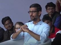 Con đường học hành và thành công của CEO Google
