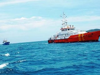 Tàu chìm trên biển Vũng Tàu, 9 người mất tích: Thông tin mới nhất
