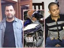 Nguyên nhân 2 người nước ngoài dùng roi điện cướp xe Grab bike ở Sài Gòn