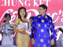Nhan sắc xinh đẹp của nữ sinh 17 tuổi vừa đăng quang 'Ngôi sao Việt Đức'