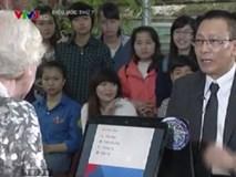 Cụ bà 75 tuổi khiến MC Lại Văn Sâm 'vừa hồi hộp, vừa sợ sệt'