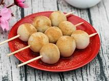 """Tết Hàn thực này phải làm bánh trôi kiểu Nhật mới hợp """"trend"""""""
