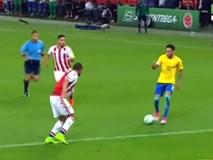 Brazil vs Paraguay (3-0): Neymar solo đẳng cấp từ sân nhà ghi bàn vào lưới Paraguay