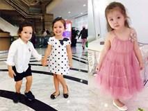 Không thể rời mắt với thời trang hè cực xinh của con gái Hồng Đăng, Hồng Nhung