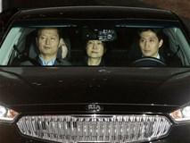 Hàn Quốc bắt giam cựu tổng thống Park Geun Hye