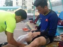 Tiến Dũng chấn thương, U20 Việt Nam đối diện khó khăn chồng chất
