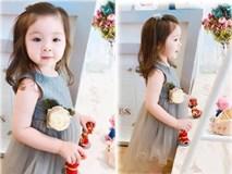 Con gái Elly Trần 'đốn tim' fans bởi vẻ xinh xắn và siêu dễ thương