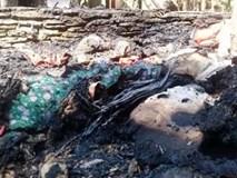 Thái Nguyên: Nghi án chồng giết vợ rồi tự thiêu