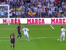 Những bàn thắng đẳng cấp của bộ ba Benzema - Bale - Cristiano Ronaldo