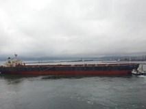 Tàu hàng Hàn Quốc cùng 22 thủy thủ mất tích ở Nam Đại Tây Dương