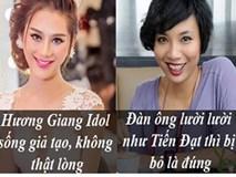 Sao Việt gây ồn ào vì phát ngôn 'động chạm' đến đồng nghiệp