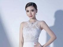 Nữ hoàng sắc đẹp toàn cầu Ngọc Duyên xinh đẹp khi diện váy dạ tiệc