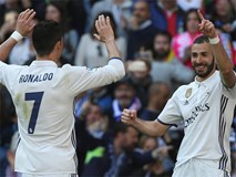 Ronaldo kiến tạo, Real Madrid giành chiến thắng 3 sao để xây chắc ngôi đầu