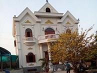 Phó Ban Nội chính tỉnh xây biệt thự bị cưỡng chế, vợ đòi tự tử