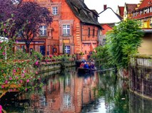 10 ngôi làng đẹp như thiên đường dưới hạ giới của nước Pháp