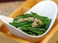 Loại rau được ví như 'món mặn' có nhiều ở Việt Nam: 5 công dụng tuyệt vời