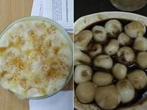 """Hết hồn với những """"siêu phẩm"""" bánh trôi nát của các chị em trong ngày Tết Hàn thực"""