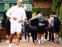 """Huyền thoại Roger Federer: Và """"Tàu tốc hành"""" vẫn tiếp tục lăn bánh"""