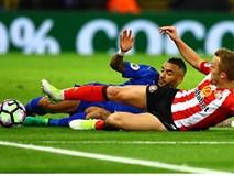 Vardy lập công, Leicester thắng trận thứ 5 liên tiếp ở Ngoại hạng Anh