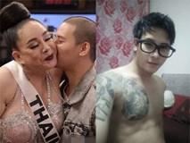 Lộ ảnh nóng với trai đẹp, chồng thứ 9 của nữ đại gia Thái Lan bị vợ ruồng bỏ không thương tiếc?