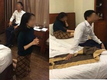 Vợ bắt quả tang chồng không có tiền nuôi con nhưng vẫn dẫn bồ đi ăn hàng, ngủ khách sạn sang