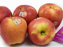 Cách phân biệt táo nhập khẩu và táo Trung Quốc