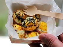 Trứng cút nướng rong biển - món ăn vặt mới toanh sẽ khiến bất cứ ai mê ngay
