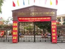 Nguyên Hiệu phó trường tiểu học Nam Trung Yên đã quay trở lại làm việc