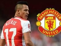 Sanchez chính là số 7 hoàn hảo cho M.U