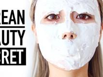 Thêm bí quyết cải thiện làn da từ xứ Hàn mang tên