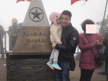 Bố điển trai kể chuyện cùng con gái 3 tuổi lên Sapa làm clip gây sốt mạng