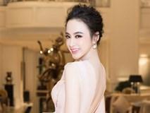 Angela Phương Trinh diện váy trắng bồng bềnh, gợi cảm khoe lưng trần