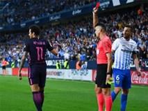 Thẻ đỏ báo hại Neymar ở Siêu kinh điển?