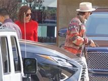 Vợ chồng David Beckham trốn con đi hẹn hò buổi trưa