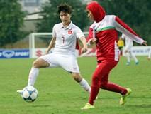 ĐT nữ Việt Nam tranh vé châu Á với Myanmar