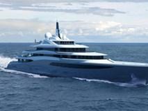 Bên trong siêu du thuyền 200 triệu USD