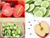 6 loại trái nếu ăn cả hạt sẽ dễ 'rước họa vào thân'