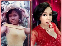 Ngạc nhiên với nhan sắc cách đây hơn 10 năm của Việt Hương